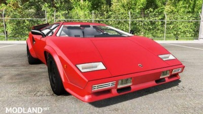 Lamborghini Countach v 2.0 [0.8.0], 2 photo